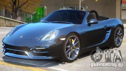 Porsche Boxster GTS для GTA 4