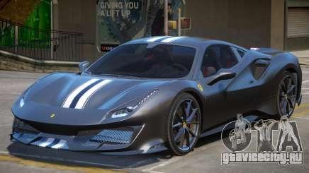 2019 Ferrari 488 Pista для GTA 4