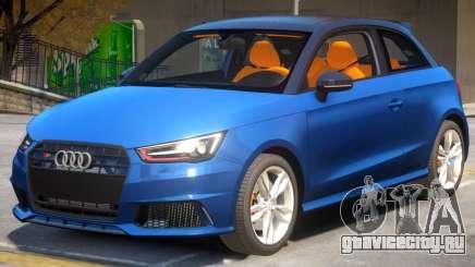 Audi S1 Review для GTA 4