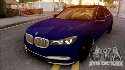 BMW 7 Series для GTA San Andreas
