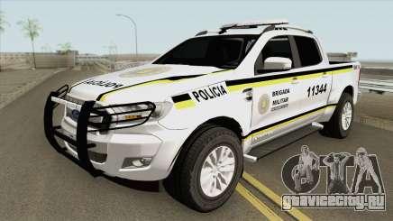 Ford Ranger (Brigada Militar) для GTA San Andreas
