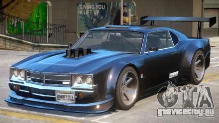 Declasse Sabre GT Custom для GTA 4