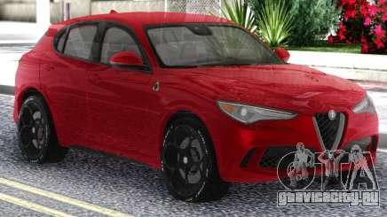 Alfa Romeo Stelvio 2019 для GTA San Andreas