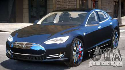 Tesla Model S V1 для GTA 4