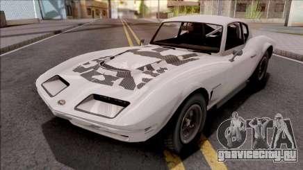 GTA V Invetero Coquette Classic для GTA San Andreas
