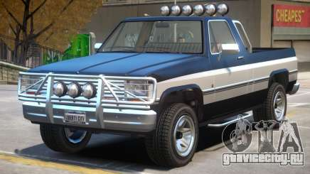 Declasse Rancher Pick-up V1.1 для GTA 4