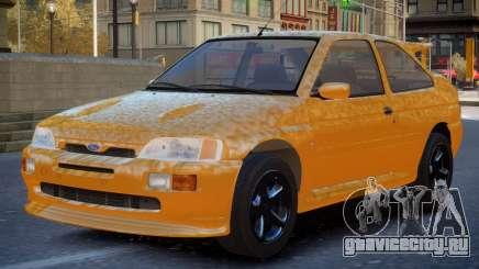 Ford Escort V2 для GTA 4