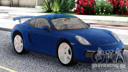 Porsche Vorsteiner GT4 VCS 16 для GTA San Andreas