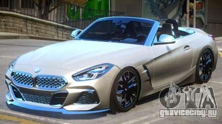 BMW Z4 2019 для GTA 4