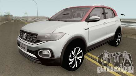 Volkswagen T-Cross 2019 для GTA San Andreas