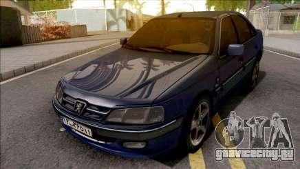 Peugeot Pars Shooti для GTA San Andreas