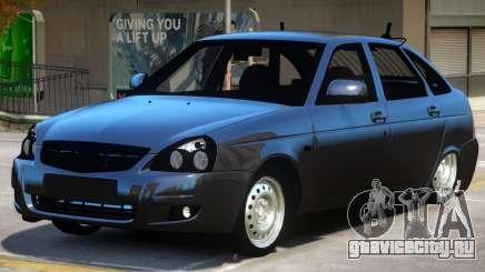 Lada Priora V1.2 для GTA 4