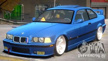BMW E36 ST V1 для GTA 4