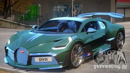 2019 Bugatti Divo для GTA 4