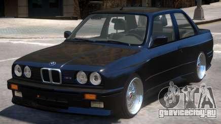 BMW M3 E30 v2.2 для GTA 4
