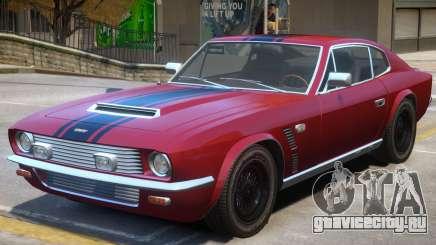 Dewbauchee Rapid GT PJ1 для GTA 4