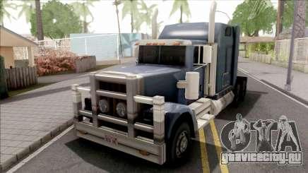Linerunner Estilo Rutas Mortales для GTA San Andreas