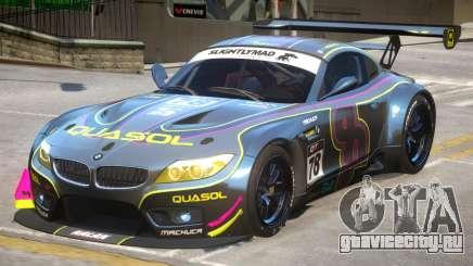 BMW Z4 GT3 PJ3 для GTA 4
