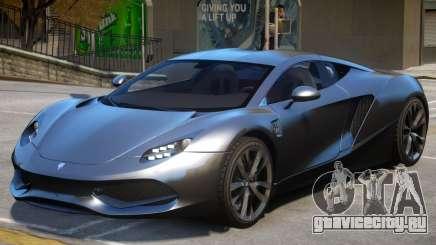 Arrinera Hussarya V2 для GTA 4