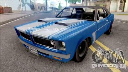 GTA IV Declasse Tampa для GTA San Andreas
