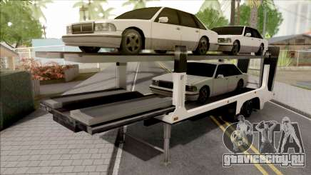 New Artict1 SA Style для GTA San Andreas
