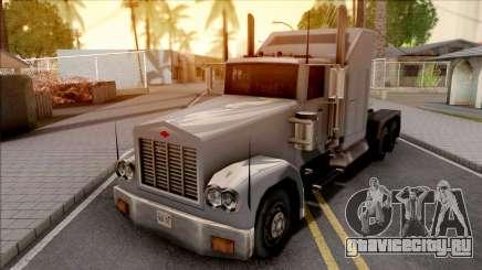 Juggernut SA Style для GTA San Andreas