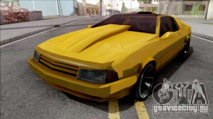 Custom Cadrona для GTA San Andreas