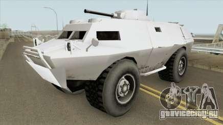 HVY APC GTA V (SA Style) для GTA San Andreas