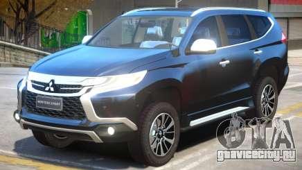Mitsubishi Montero для GTA 4