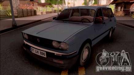 Renault 12 Toros Modu для GTA San Andreas