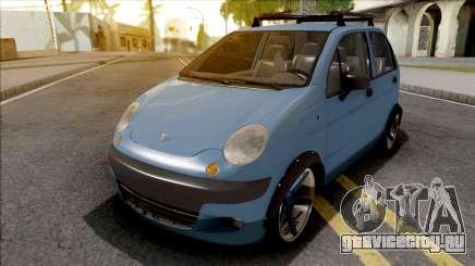 Daewoo Matiz 2002 для GTA San Andreas