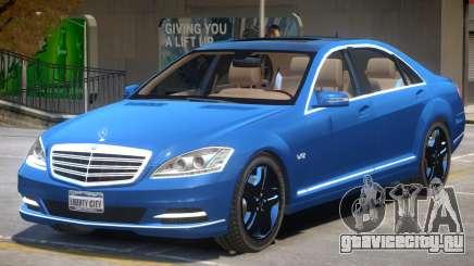 Mercedes Benz S600 для GTA 4