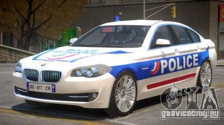 BMW Police V2 для GTA 4