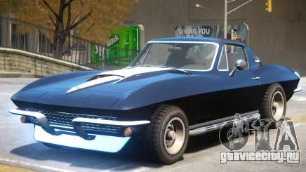 Chevrolet Corvette C2 для GTA 4