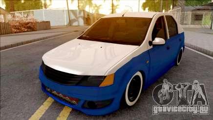 Dacia Logan 2004 Oldschool Style для GTA San Andreas
