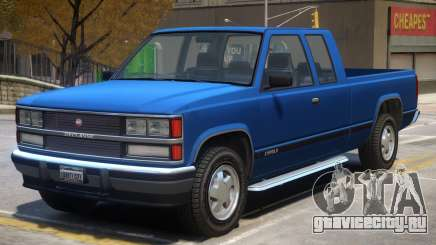 Declasse 1500LX Yosemite Club Cab для GTA 4