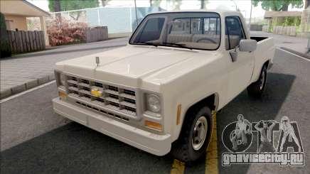 Chevrolet C-10 Custom Deluxe 1976 для GTA San Andreas