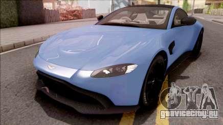 Aston Martin Vantage 2019 для GTA San Andreas