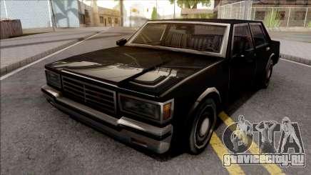 Declasse Brigham FBI для GTA San Andreas