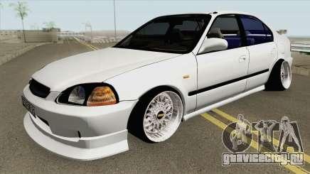 Honda Civic (Ies) для GTA San Andreas