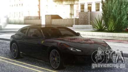 Ferrari GTS4 Lusso для GTA San Andreas