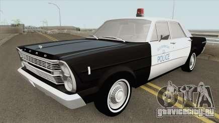 Ford Galaxie 1966 Police для GTA San Andreas