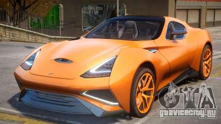 2016 Icona Vulcano Titanium для GTA 4