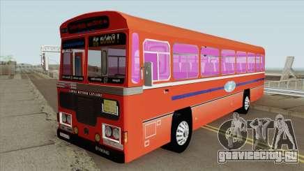Diyawannawa Express SLTB Bandarawela для GTA San Andreas