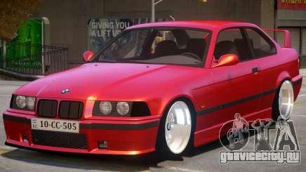 BMW M3 E36 Coupe для GTA 4