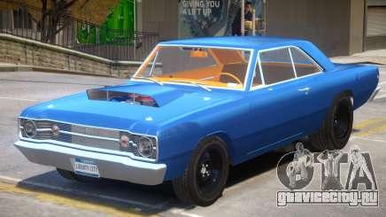 Dodge Dart V2 для GTA 4
