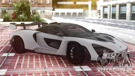 McLaren Senna 2019 Sport для GTA San Andreas