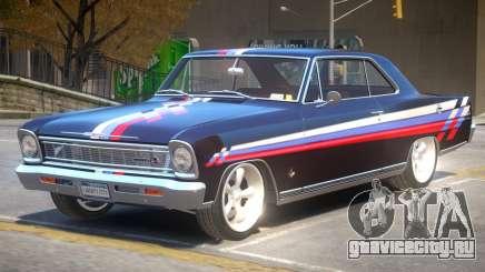 1966 Chevrolet Nova PJ2 для GTA 4