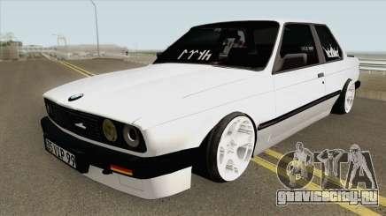 BMW E30 MQ для GTA San Andreas