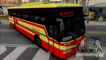 MAN KSRTC Super Fast для GTA San Andreas